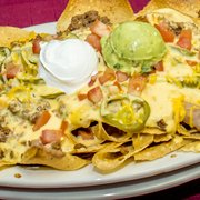 mezcales bar and grill nachos loco fort worth