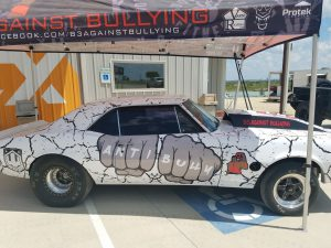 anti bully racecar